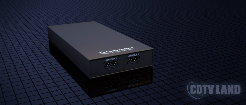 CDTV Brick Prototype